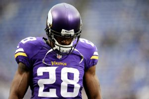Hannah Foslien/Getty Images Adrian Peterson's season is likely over after arbitrator Shyam Das ruled in favor of the NFL.